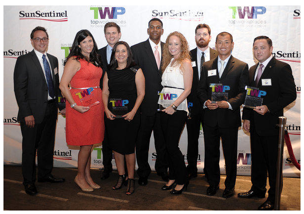Sun-Sentinel: Top Workplaces for People on the Move